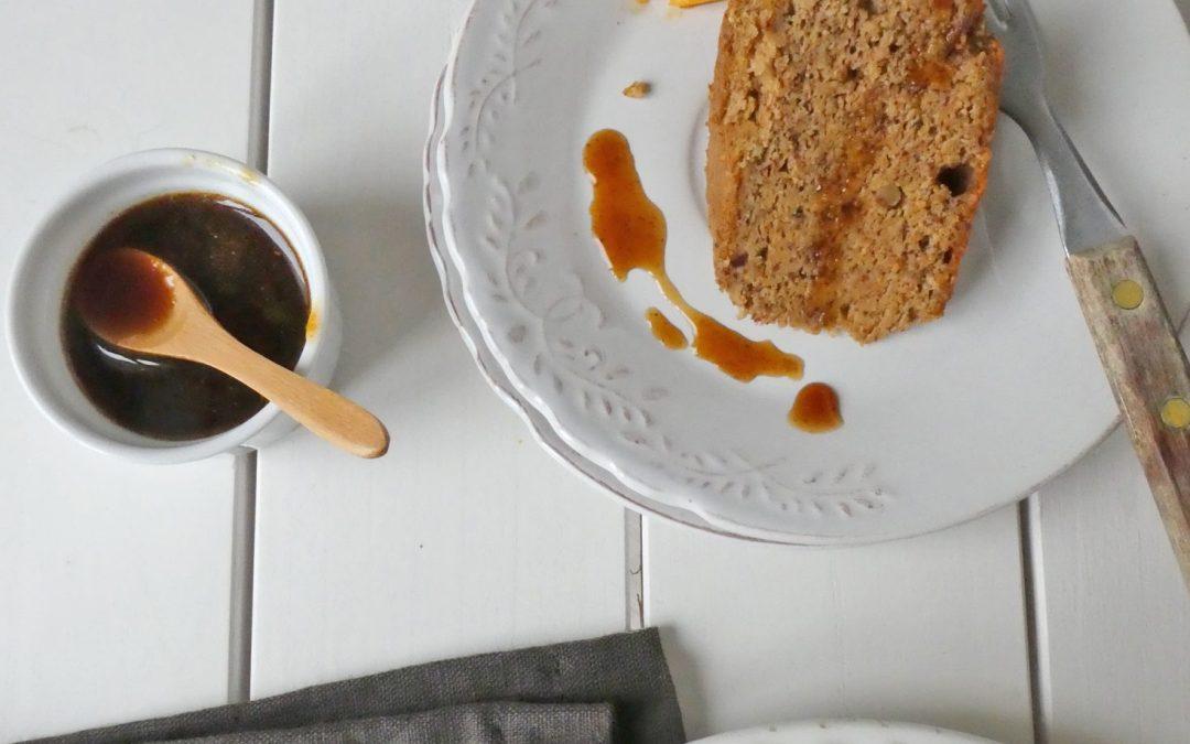 Gâteau d'amandes aux mandarines et son sirop d'agrumes à la cannelle ( Sans céréales, index glycémique limité  )