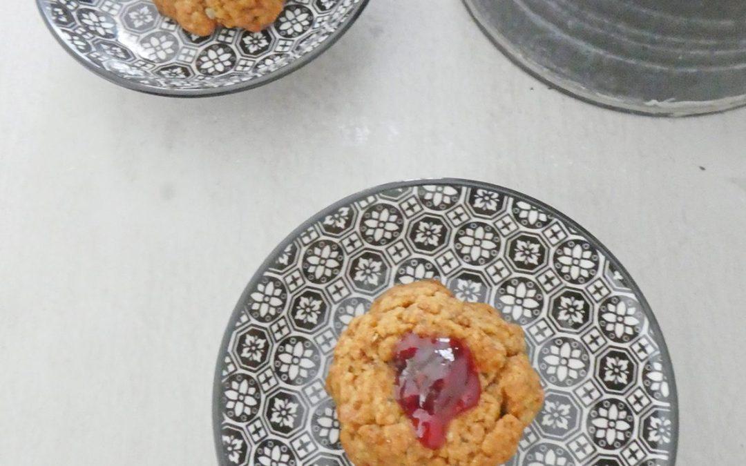 Des biscuits croquants à l'extérieur, moelleux à l'intérieur, préparés à l'atelier cuisine saine de kiwiforme sur Palavas. Thème du jour ; les flocons