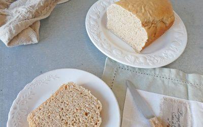 Le pain brioché de kiwi-forme, 100% levain chef, au miel et huile de noisette