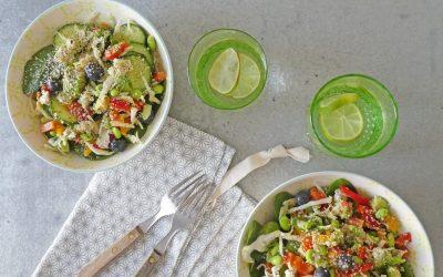 Une idée pour une salade …