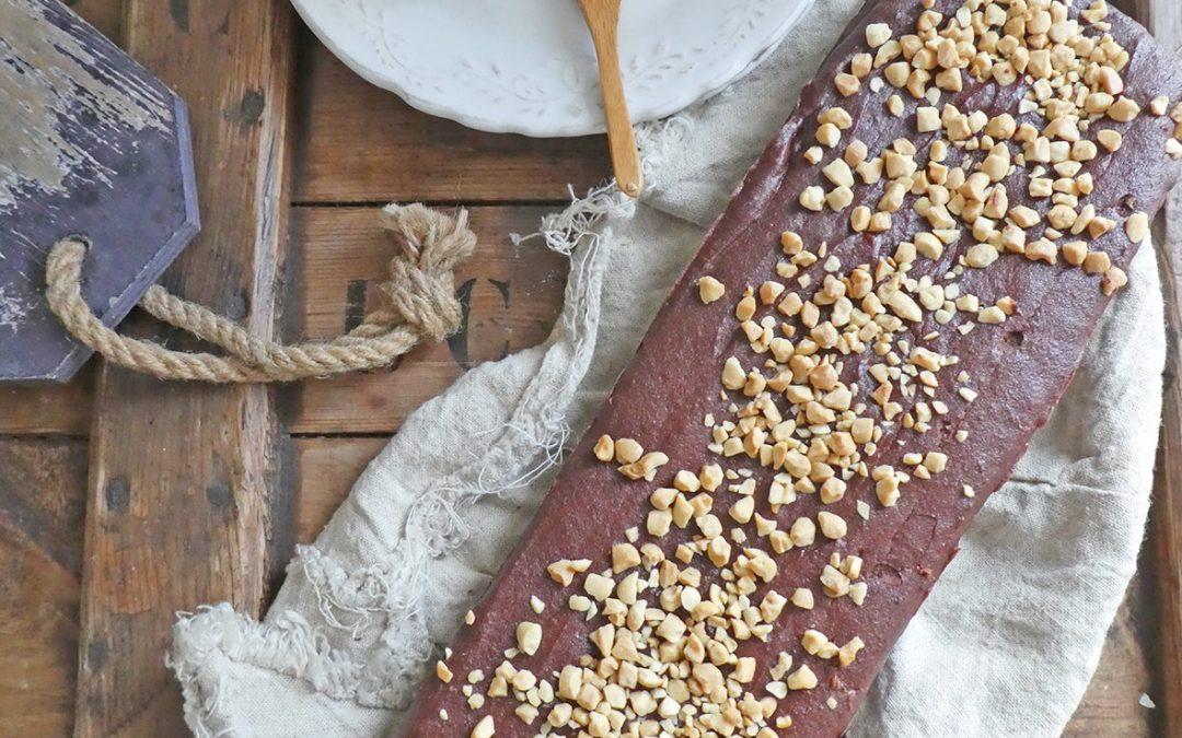 Moelleux chocolat, banane aux yaourts de soja ( Vegan, peu sucré, sans gluten )