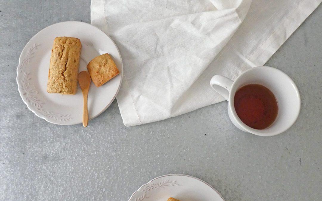 Petits gâteaux aux amandes et pois chiches  ( Sans céréales, Index glycémique bas )