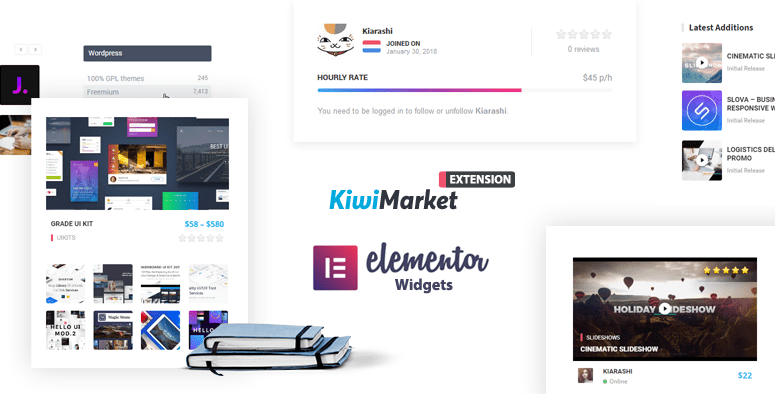 Elementor Widgets Pack