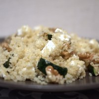 Greek CousCous with Zucchini
