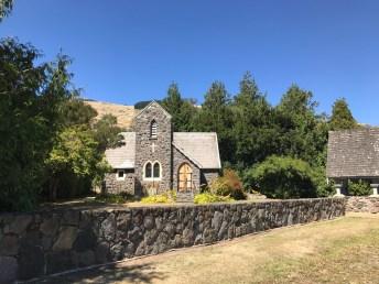 Lovely little church in the Kaituna Valley