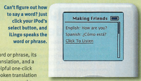 iPod-Translator