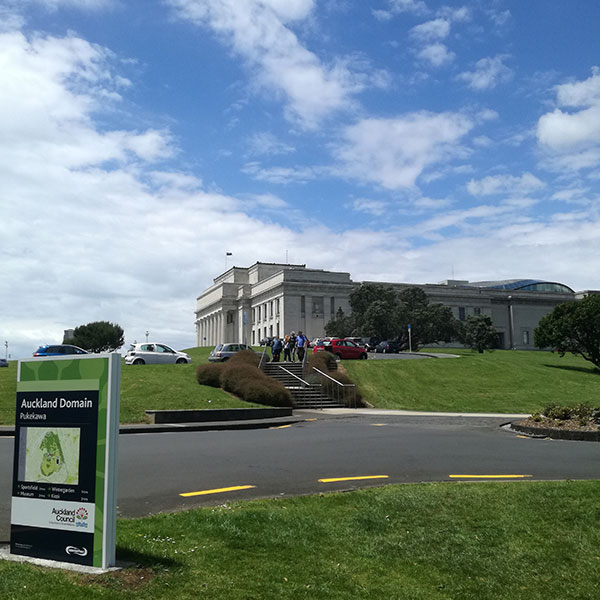 Auckland museo
