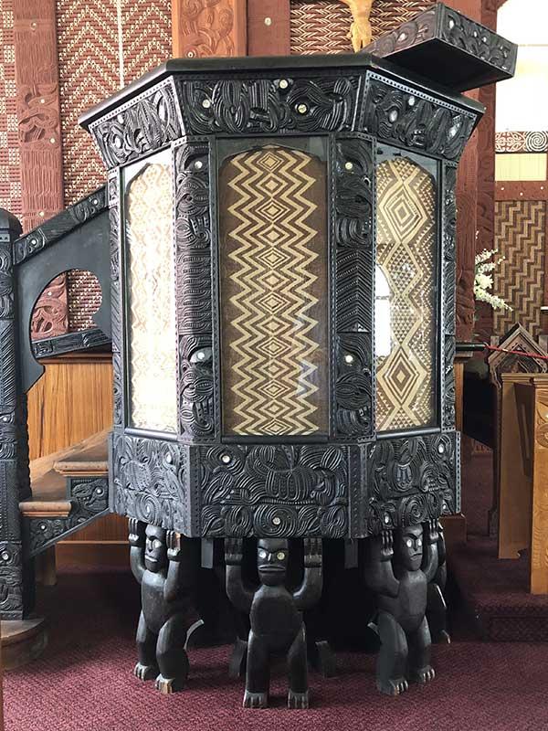 Rotorua maorí