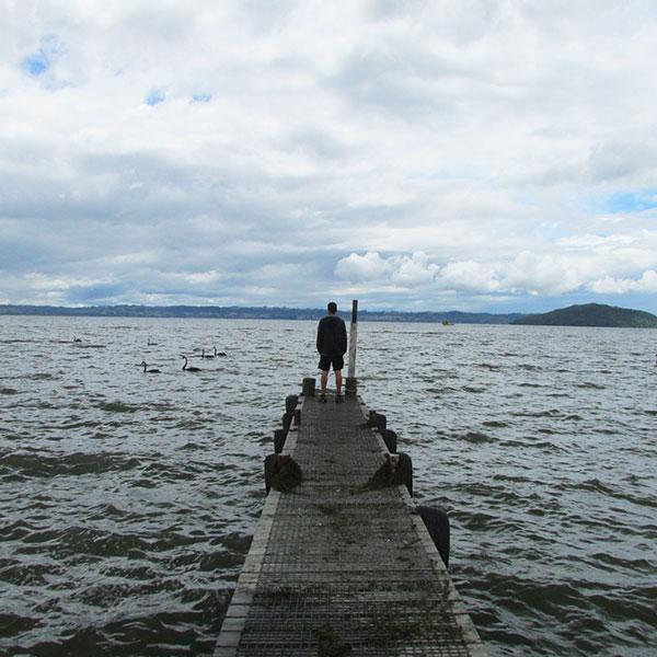 lago rotorua
