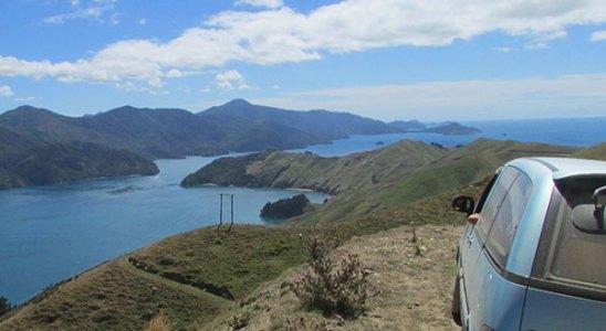 isla sur nueva zelanda