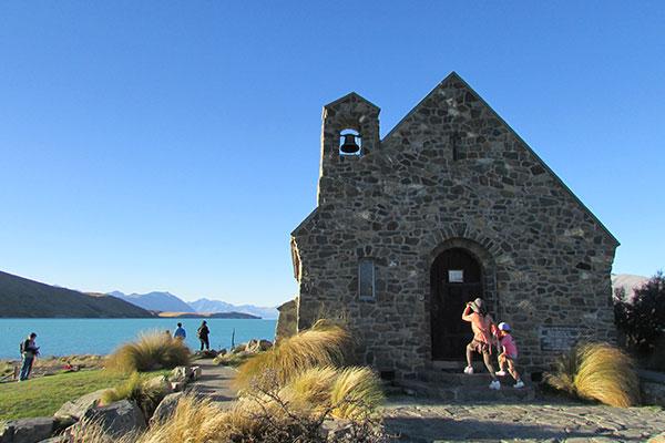iglesia Tekapo