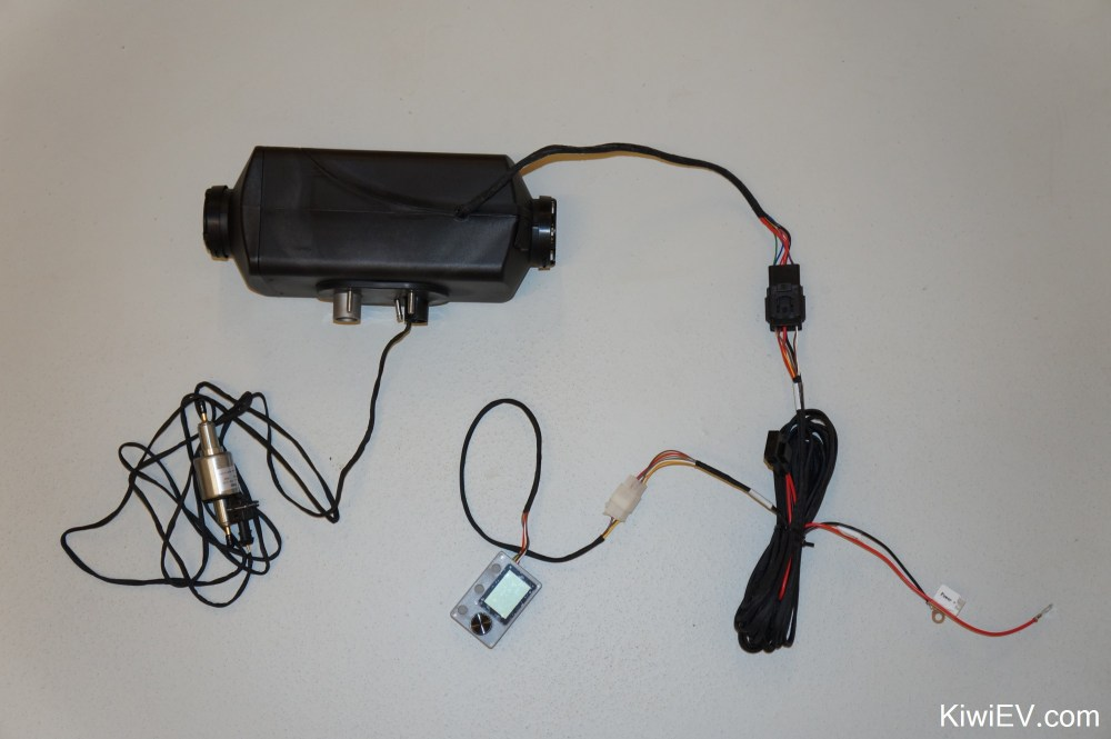 medium resolution of diesel parking heater close up aliexpress chinese clone of eberspacher parking heater