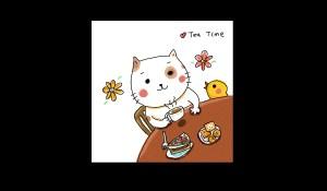 貓咪下午茶