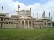 The Brighton Pavillion or a mad kings dream