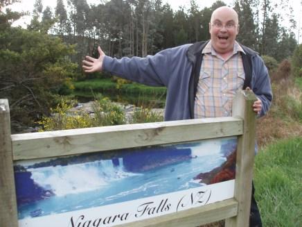 The not so world famous NZ Niagara Falls