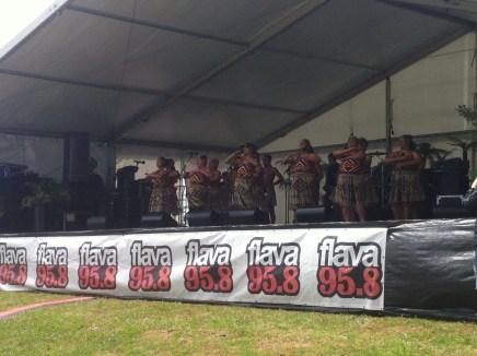 Waitangi Day Dancing