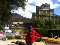 Cascade Brewery and Mt Wellington
