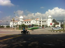 Ipoh train station