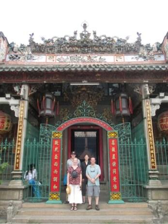 Oldest temple in Saigon