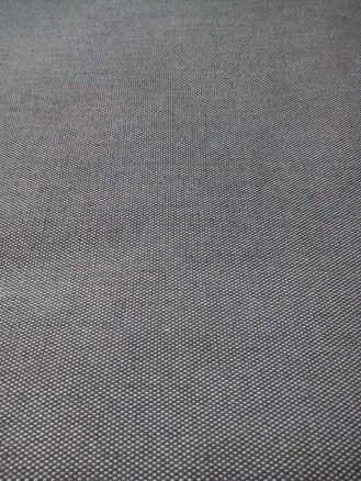 coton gris épais