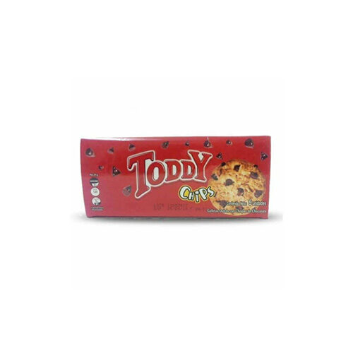 Galletas Toddy Chips 6und