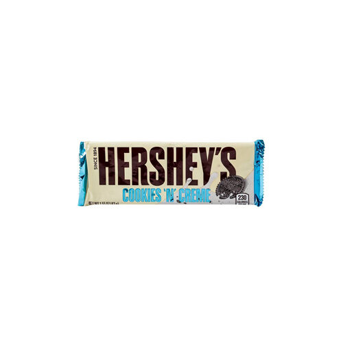 Chocolate Hershey's Cookies and Creme 43gr