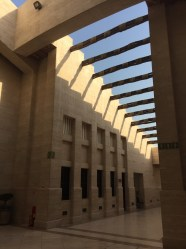 Internal walkway Amphitheater