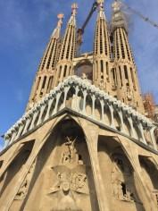 La Sagrada Familia - by day