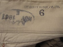 2nd NZEF BD trouser date full