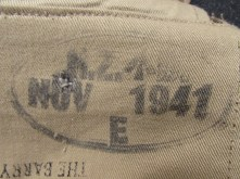 2nd NZEF BD trouser date