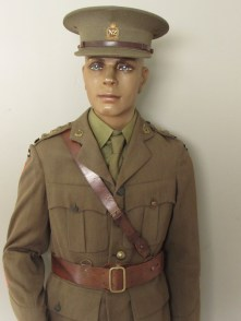 2nd NZEF SD jacket & trousers clser