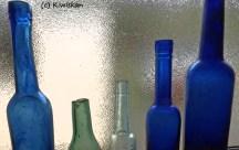 bottle row