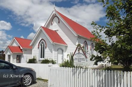 Kaukapakapa church