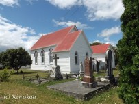 Kaukapakapa churchyard3