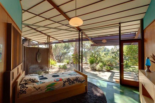 Arhitectura moderna adusa la zi casa Walker SUA  KiwiStudio