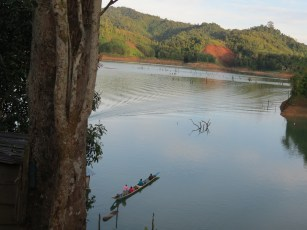 view from the longhouse