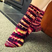 v-junkie-socks