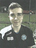 Brendon Butcher Midfielder Can player anywhere and run the show, fantastic work rate, very skilful and scores plenty of goals.
