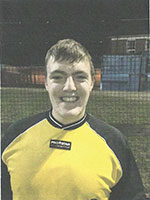 Charlie Thomas Goalkeeper New signing Charlie is a first class keeper, very vocal, constantly encouraging his team mates in front of him, great shot stopper and good ability.