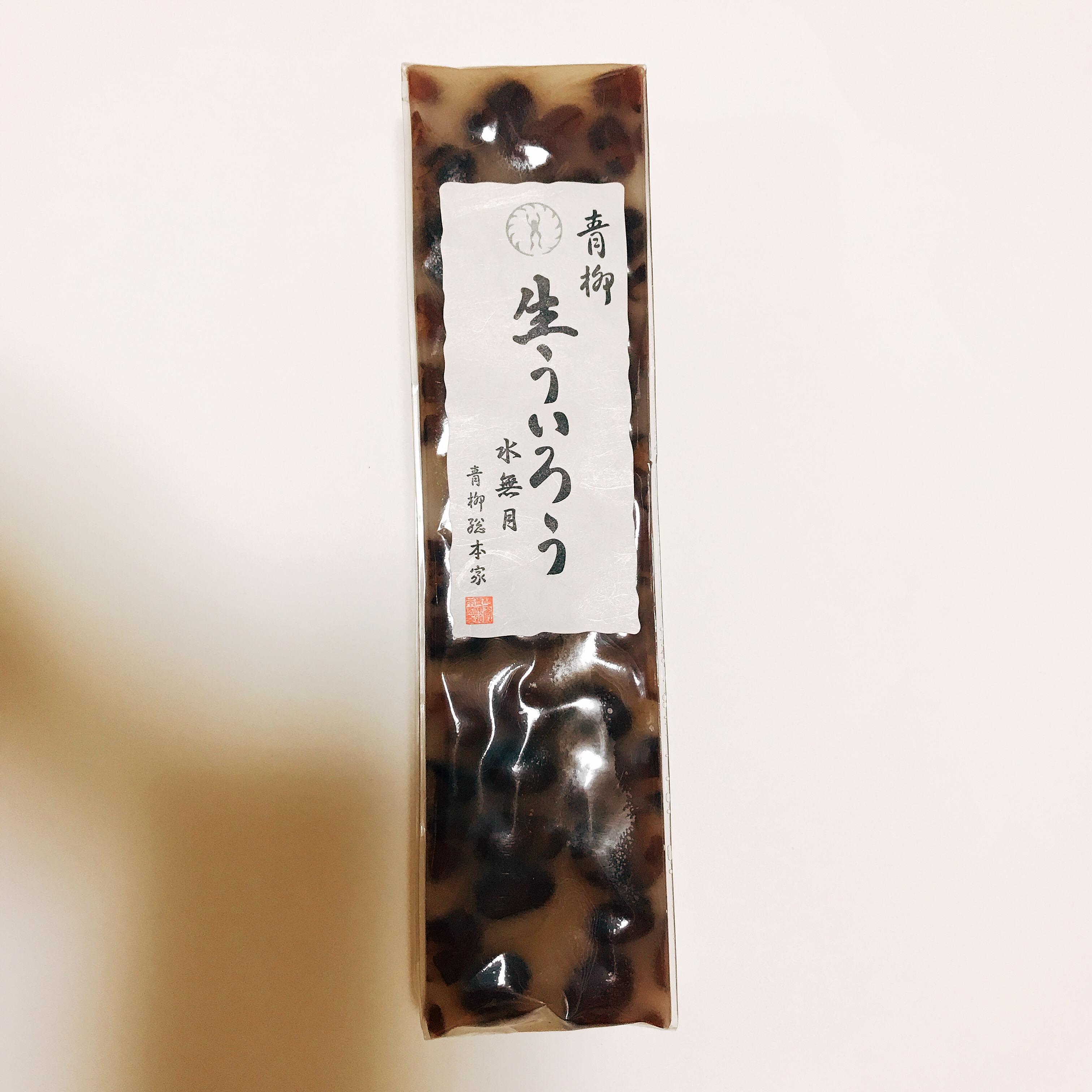 水無月 和菓子 由来01