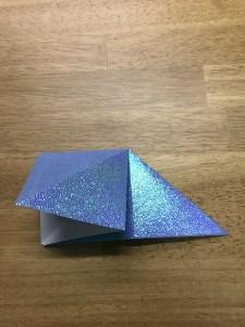 折り紙 折鶴 作り方08