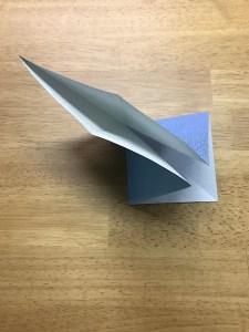 折り紙 折鶴 作り方2-10