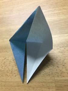 折り紙 折鶴 作り方2-33