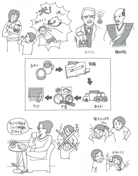 プロダクト・挿絵イラスト / 山口潔子アートワークス