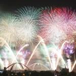 7月の豊田市はおいでん祭りで熱いです。オススメの花火大会の穴場情報かも?