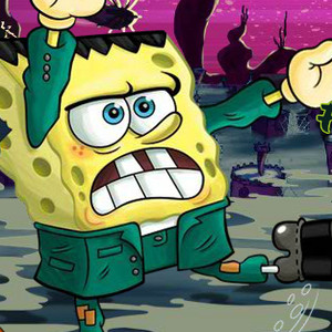 spongebob squarepants halloween horror