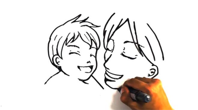 ホワイトボードアニメーション制作