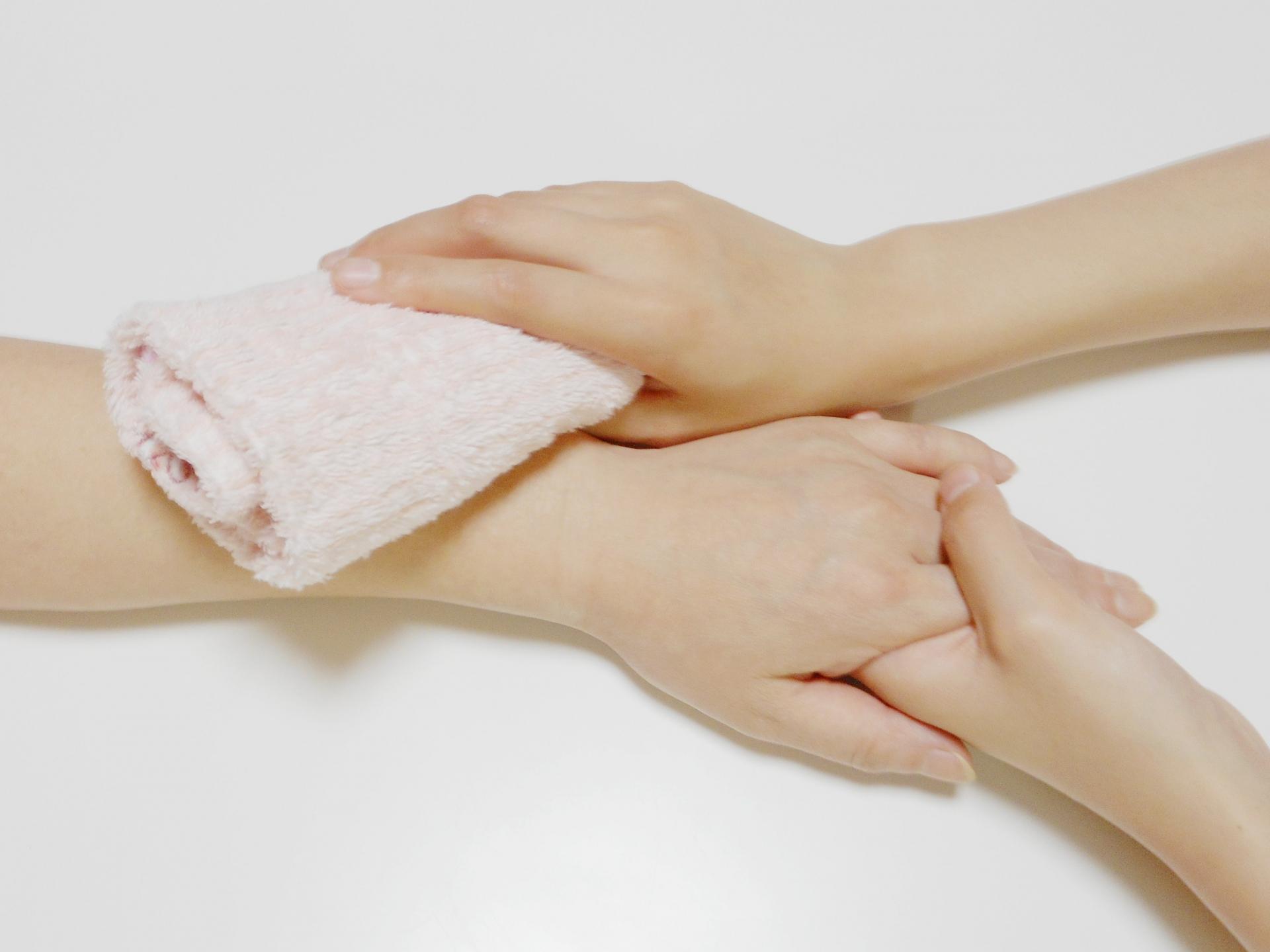 突発性発疹 お風呂