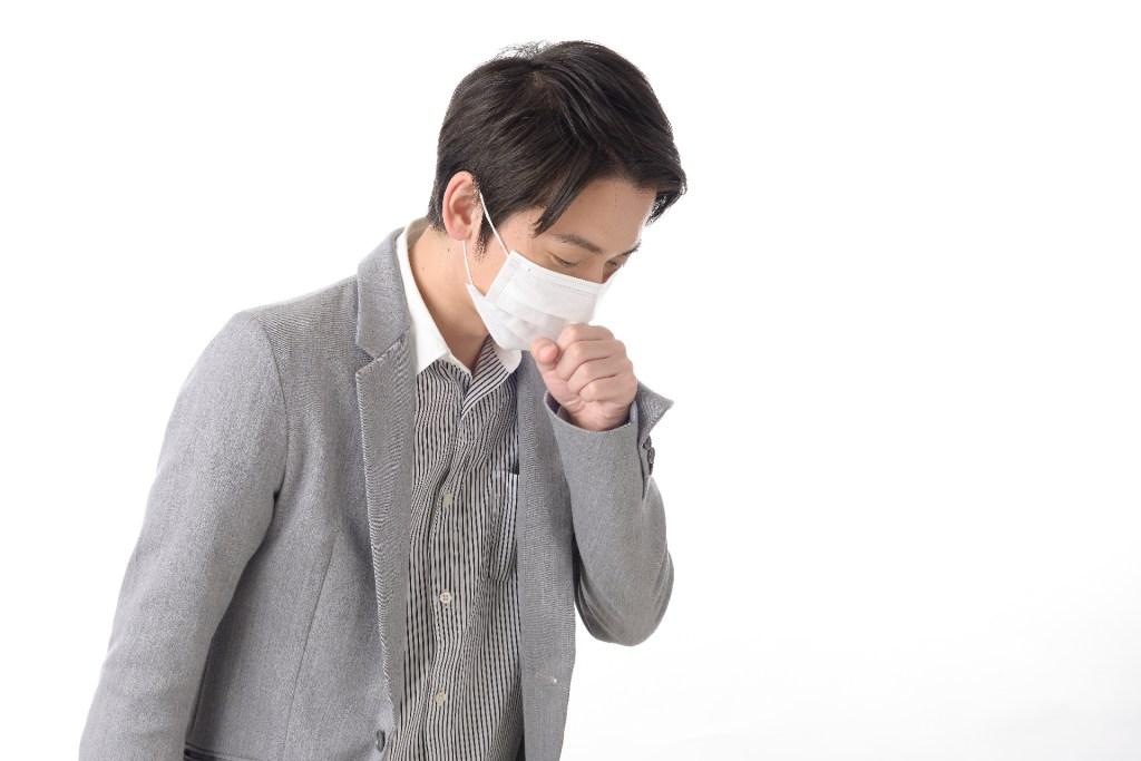 咳喘息 ストレス