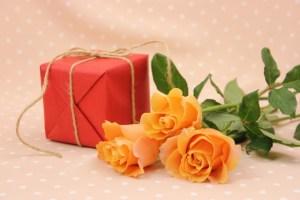 プレゼント バラ